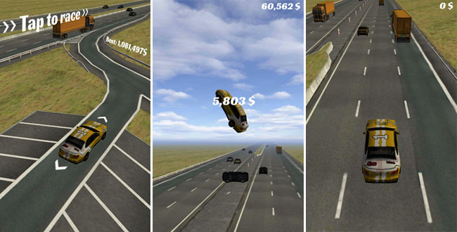Highway Crash Derby » Android Games 365 - Free Android Games Download