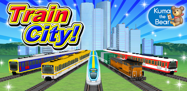 Train City! » Android Games 365 - Free Android Games Download