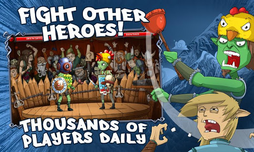 Angry Heroes Online