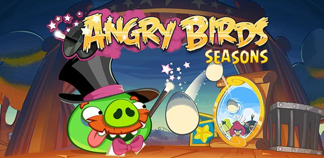 Angry Birds Seasons v3.3.0
