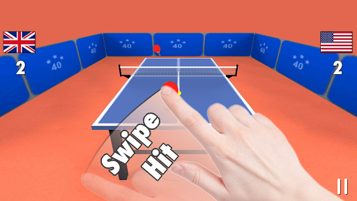 Table tennis 3d android games 365 free android games for 10 table tennis rules