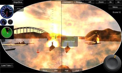 Subs vs Ships 3D