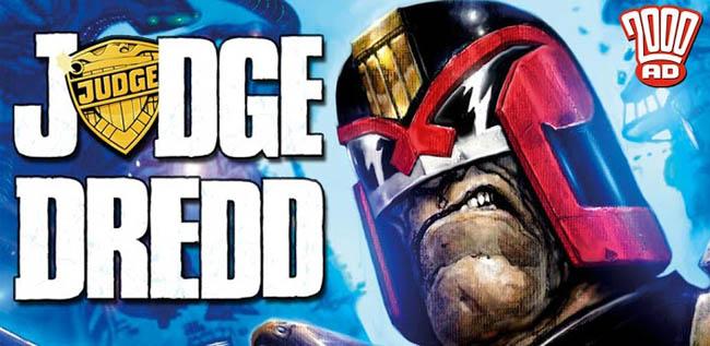 Judge Dredd: Countdown Sec 106
