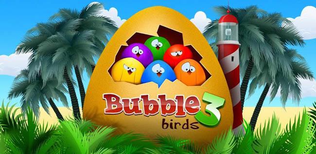 Bubble Birds 3