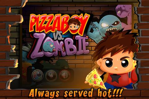 Pizza Boy vs. Zombie