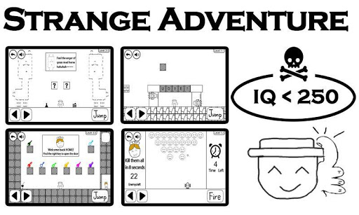strange adventure  u00bb android games 365