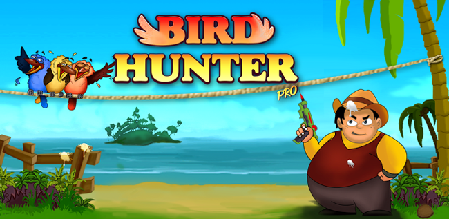 Bird Hunter Pro Tablet