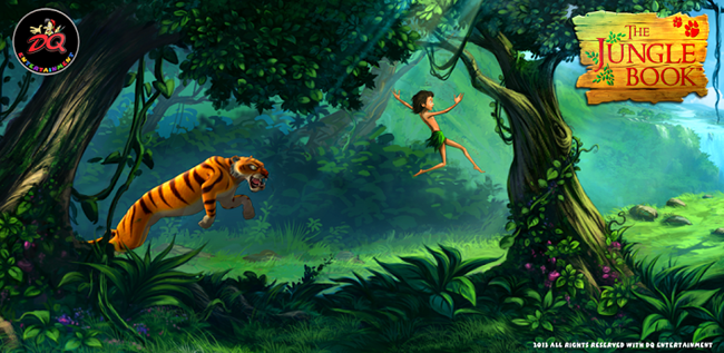 Jungle book-The Great Escape