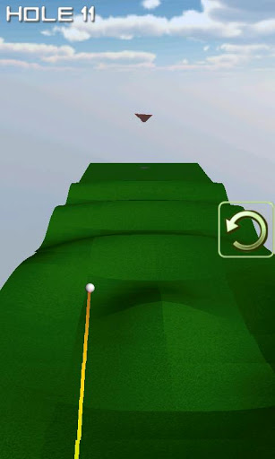 One Shot Putting Golf 2