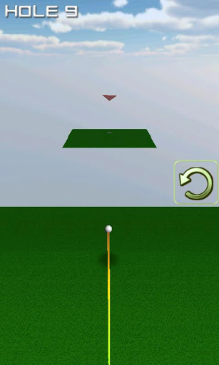 One Shot Putting Golf 2