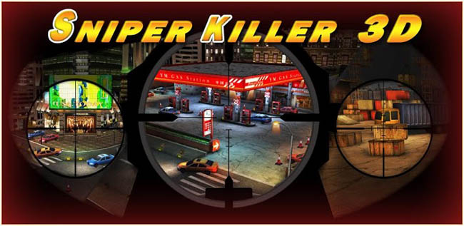 Sniper & killer 3d » android games 365 free android games download.