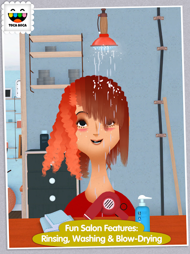 Toca hair salon 2 android games 365 free android games - Toca hair salon game ...