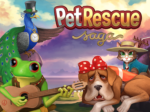 Pet Rescue Saga » Android Games 365 - Free Android Games