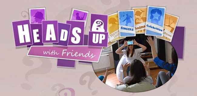 Heads Up with Friends