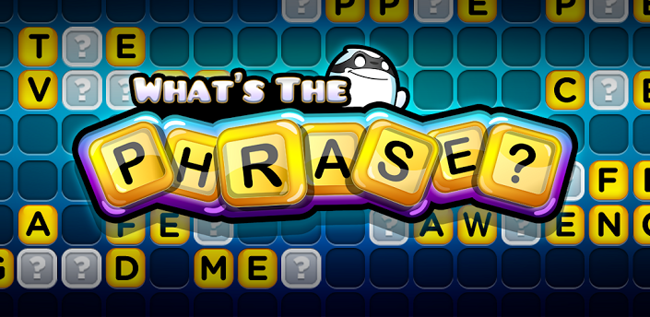 What's the Phrase