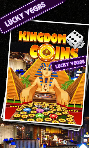 Kingdom Coin Lucky Vegas Dozer