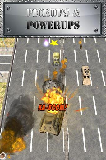 Battle Tank Street Wars Free