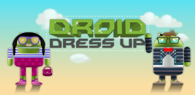 Droid Dress up