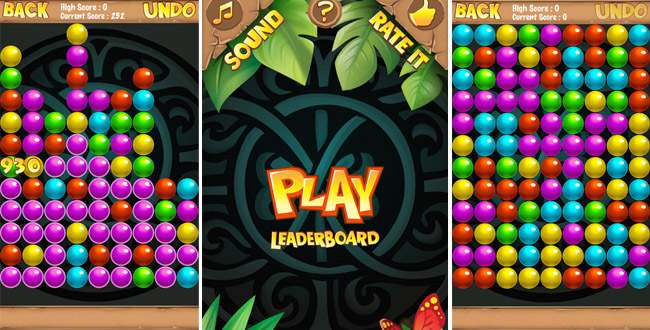bubble smash android games 365 free android games download