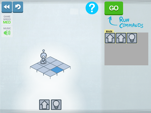Light-bot » Android Games 365 - Free Android Games Download
