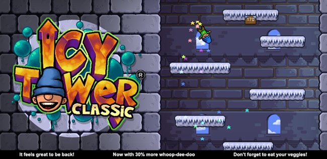 Icy Tower Classic » Android Games 365 - Free Android Games Download