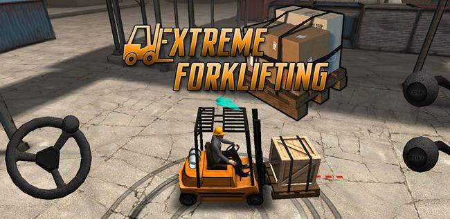 Extreme Forklifting