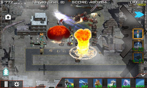 Global Defense: Zombie War » Android Games 365 - Free Android ...
