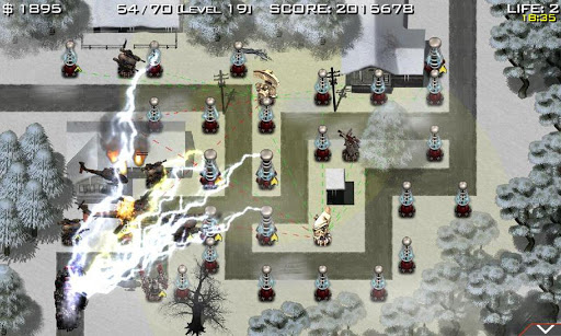 Global Defense Zombie War 187 Android Games 365 Free