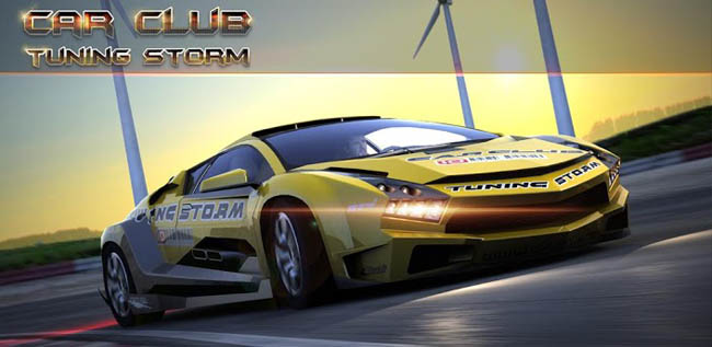 Car Club:Tuning Storm l Version: 1.0 | Size: 2.25 MBDevelopers ...
