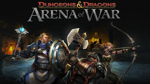 D&D Arena of War