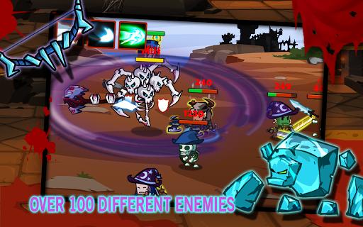 Heroes vs Monsters