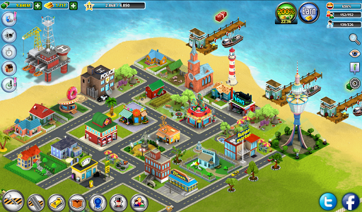 City Island Premium Android Games 365 Free