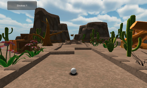 Cartoon Desert Mini Golf 3d Android Games 365 Free Android Games Download