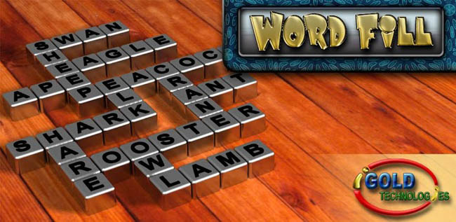 Word Fill » Android Games 365 - Free Android Games Download