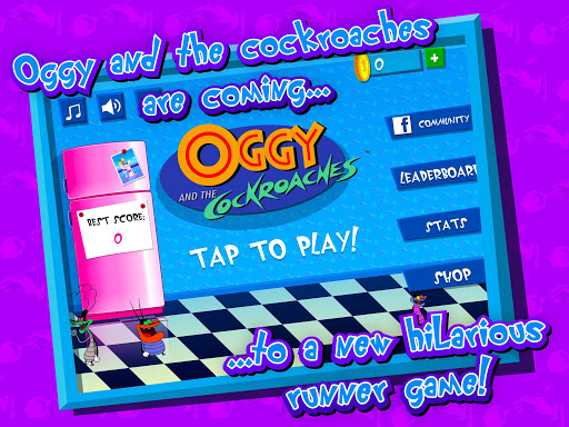 Oggy And Cockroaches Car Games