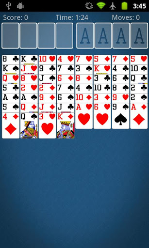 Tags for this game: FreeCell , Solitaire , MobilityWare