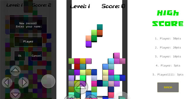 Magic Blocks 3D