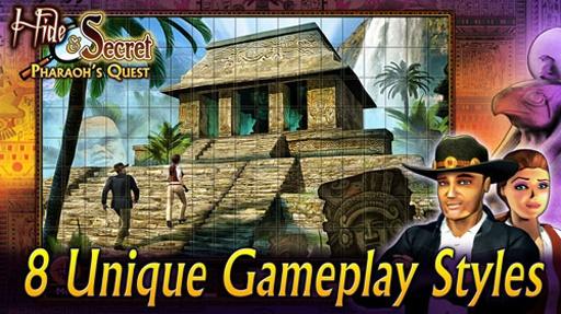 Hide & Secret: Pharaoh's Quest
