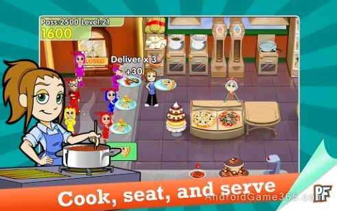 Cooking Dash Deluxe » Android Games 365 - Free Android ...
