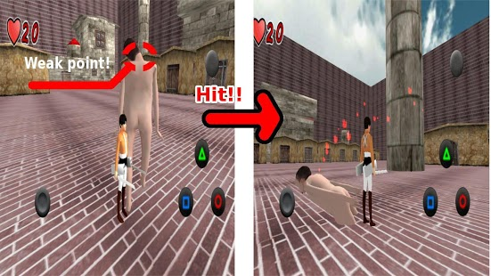 attack on titan game download