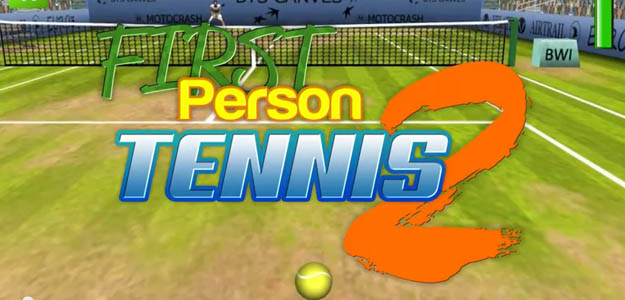 First Person Tennis 2 Free
