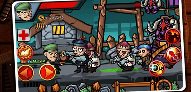 Zombie Fighter » Android Games 365 - Free Android Games Download