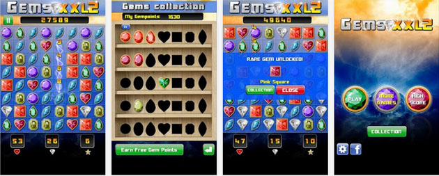 Gems XXL 2: Collect Jewels