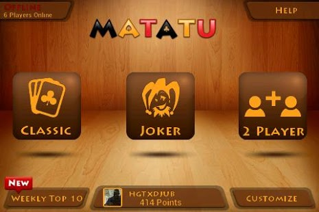 Matatu » Android Games 365 - Free Android Games Download