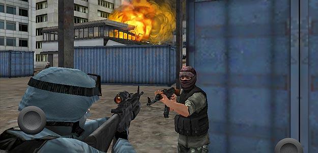 Alpha Team - SWAT Strike Force