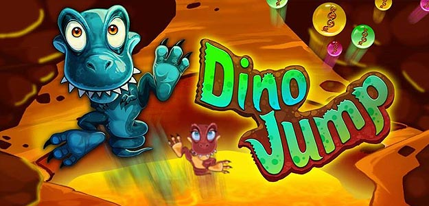 Dino Jump » Android Games 365 - Free Android Games Download