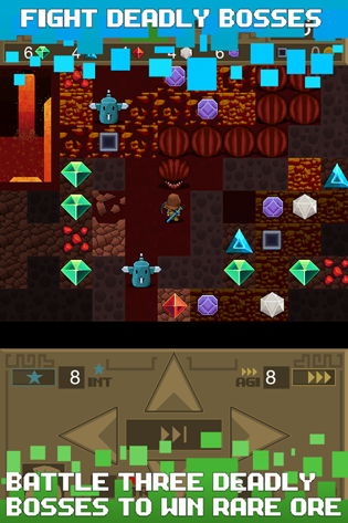 Rogue Miner