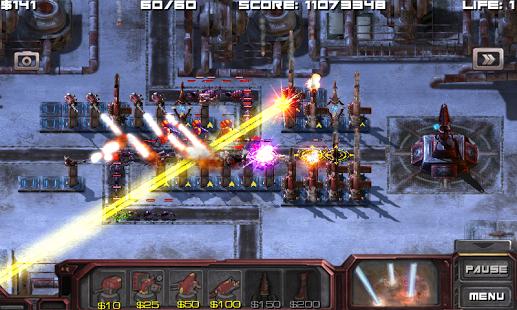 Defense Matrix Alien Invasion 187 Android Games 365 Free