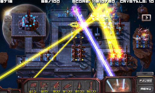 Defense Matrix Alien Invasion 187 Android Games 365 Free