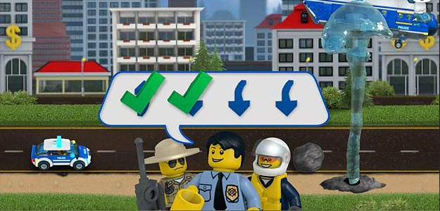LEGO® City – Team Up » Android Games 365 - Free Android Games Download